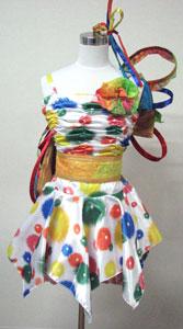 オーダーよさこい屋/よさこい衣装製作事例/明新森組cheza watoto イッチョライ!