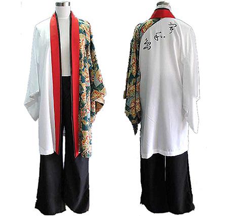 オーダーよさこい屋/よさこい衣装製作事例/宇和島市役所