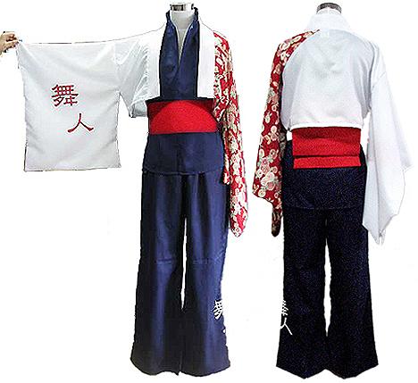 オーダーよさこい屋/よさこい衣装製作事例/HIDAKAよさこい舞人