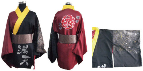オーダーよさこい屋/よさこい衣装製作事例/福井大学よっしゃこい