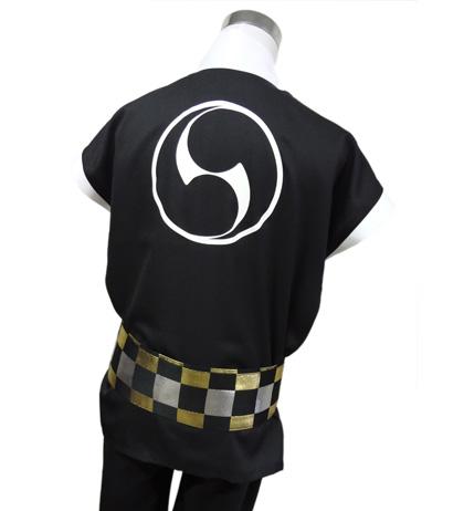 よさこい屋が、制作した赤穂精華園のよさこい・太鼓衣装です。