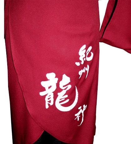 オーダーよさこい屋/よさこい衣装製作事例/紀州龍神