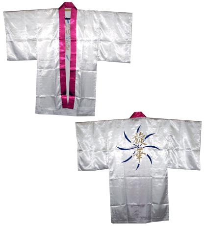 よさこい屋で制作した朝霞旋華のよさこい・太鼓衣装。