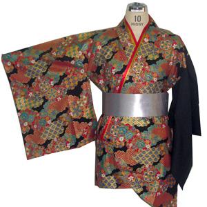 よさこい屋で制作した近江湖彩天舞のよさこい・太鼓衣装。