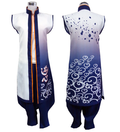 よさこい屋が、制作した八ツ杉太鼓遊心のよさこい・太鼓衣装です。