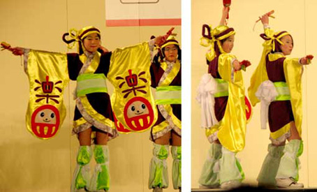 楽GAKIさん、本選出場おめでとうございました。 今年のお祭りでたくさん踊ってくださいね。