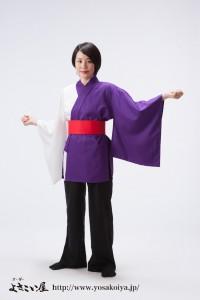 あわせ半天(帯あり) サンプル衣装