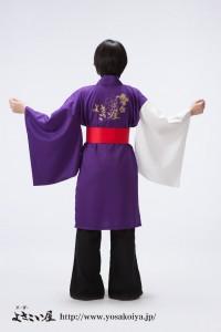 両用半天(帯あり)サンプル衣装