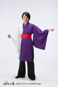 両用半天(帯あり) サンプル衣装