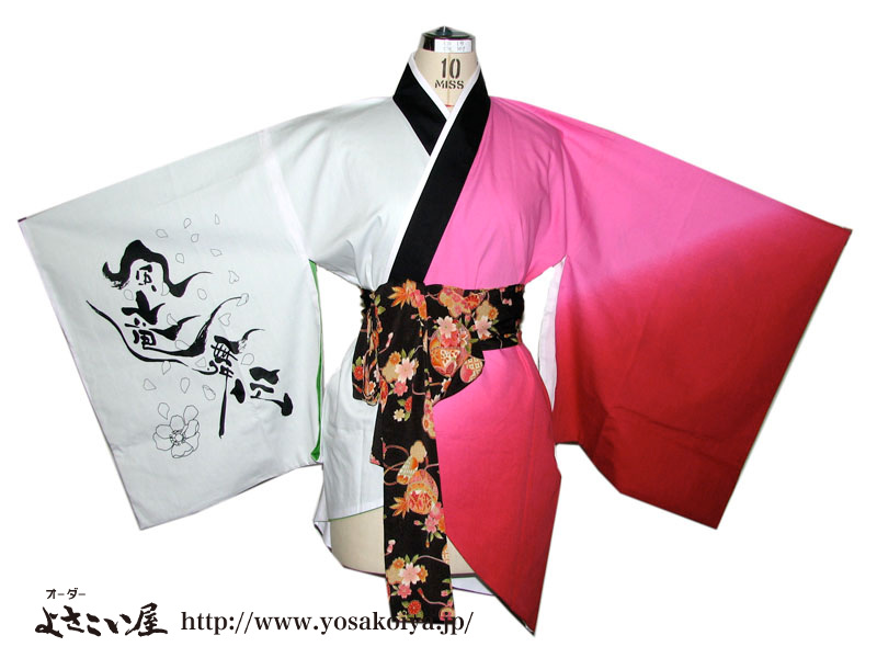 京都文教大学よさこいサークル風竜舞伝さま
