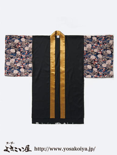 オーダーよさこい屋/よさこい衣装製作事例/飯田女子短期大学 よさこい部