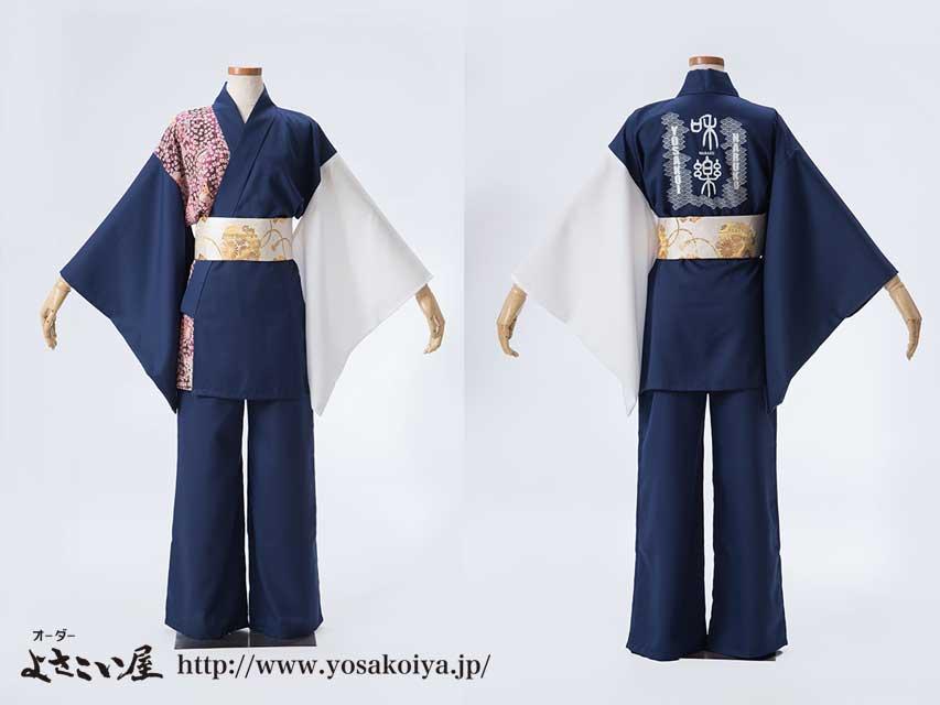 よさこい和楽さんの衣装です。