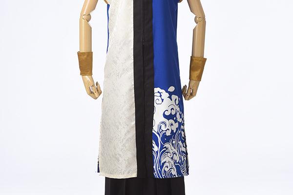 衣装のテーマカラーは『美浜』を象徴する鮮やかな『青』