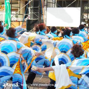 2017年明新森組さんの演舞
